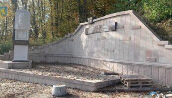 Поблизу Винник триває будівництво екопросвітницької стежки Митрополита Андрея Шептицького