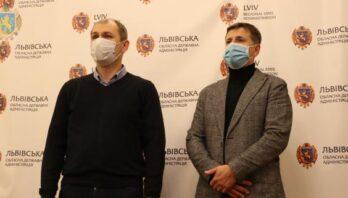 Ще 200 точок кисню до кінця грудня: у Винниківському госпіталі розширюють кисневу мережу