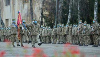 У Яворові зустріли бійців 24-ї бригади, які повернулися з Донбасу