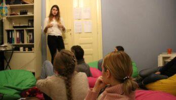 «Лабораторії Соціальних Проєктів»: молодь Львівщини навчають як реалізувати власні соціальні ініціативи