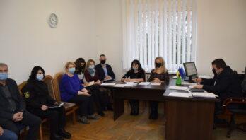 У райдержадміністрації відбулось засідання комісії служби у справах дітей