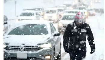 У зв'язку з можливим погіршенням погодних умов, водіїв закликають бути обережними