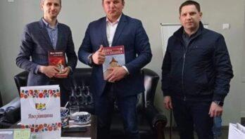 Ярослав Коминський відвідав Судововишнянську ТГ