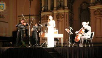 У Львівській філармонії відбувся концерт, присвячений 5-ій річниці загибелі Василя Сліпака