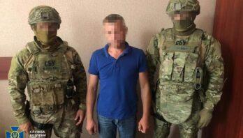 Контррозвідка #СБУ затримала у столиці бойовика «ЛНР»