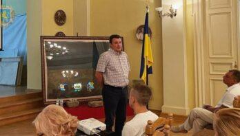 Для працівників музейних установ та заповідників провели серію семінарів