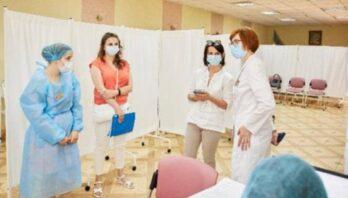 Відбувся моніторинговий візит з питань вакцинації до Львівської області