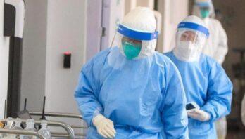 COVID-19: за останню добу по області госпіталізували 22 особи