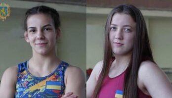 Одразу дві львівські борчині в один вечір стали чемпіонками Європи з вільної боротьби