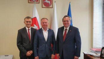 Під час українсько-польської зустрічі обговорили питання поглиблення співпраці з Люблінським воєводством