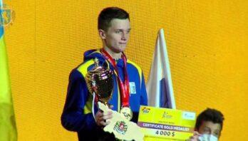 Львівський боксер Олег Гічва став чемпіоном Європи