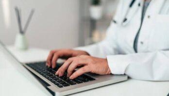На Львівщині майже 80% заяв на фінансування лікарняних подають в електронному вигляді