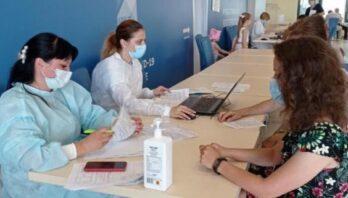 За останню добу на Львівщині провакцинували 5711 осіб