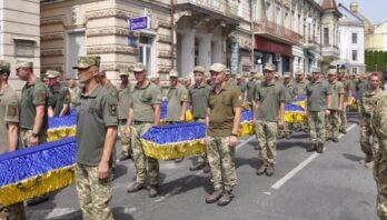 МУ Дрогобичі перепоховали останки жертв НКВС, яких віднайшли біля Меморіального комплексу «Тюрма на Стрийській»