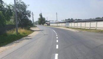 На об'їзній дорозі Жовкви відкрили транспортний рух