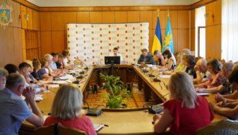 Відбулось засідання робочої групи з питань легалізації виплати заробітної плати та зайнятості населення