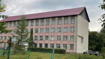 У Турківському ліцеї відремонтували дах