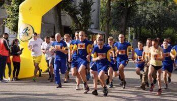 На Львівщині стартувала реєстрація на пробіг «Шаную воїнів, біжу за Героїв України»