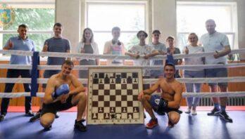 У Львові провели перший в Україні турнір з шахбоксу