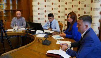Під час зустрічі з представниками рибного господарства обговорили нагальні проблеми розвитку галузі на Львівщині