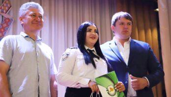 Керівництво району привітали працівників Яворівського відділу поліції з Днем національної поліції