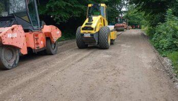 Проводиться ремонт автомобільної дороги загального користування місцевого значення С142041 Ясниська-Рокитне