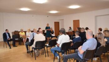 Засідання районної робочої групи з питань забезпечення своєчасності та повноти сплати податків