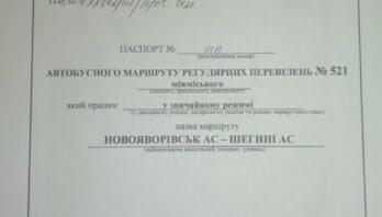 Відновлюється маршрут Новояворівськ АС – Шегині АС