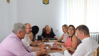 Засідання районної робочої групи з питань забезпечення своєчасності та повноти сплати податків і погашення заборгованості