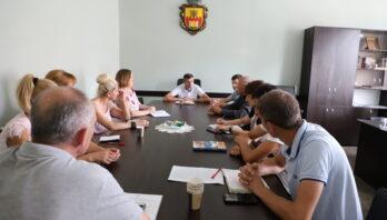 Засідання оргкомітету щодо вшанування пам'яті Івана Вишенського
