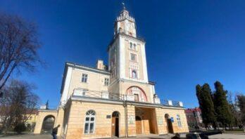 800 000 тис грн з обласного бюджету виділили на реставрацію ратуші у Самборі
