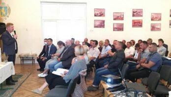 За сприяння Львівської ОДА Красненська громада працює над стратегією розвитку