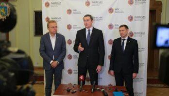 «Я вірю в потенціал Львівщини, ми спільно маємо розвивати цей регіон», – Олексій Чернишов