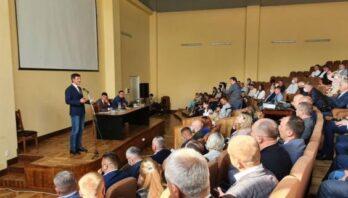 Львівщину відвідав перший заступник Мінагрополітики: підсумки наради щодо розвитку сільських територій в контексті земельної реформи