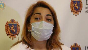 «Більше 90% госпіталізованих з ковідом пацієнтів в інфекційній лікарні є кисневозалежними», – Людмила Гринів