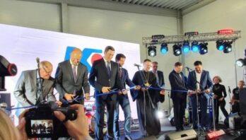 В області офіційно відкрили сучасний завод з виробництва мінерально-вітамінних добавок «Коудайс Україна»