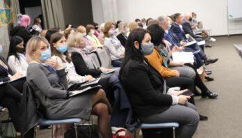 Перший на Львівщині Форум фахівців соціальної роботи зібрав десятки експертів з усієї області