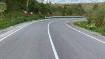 Перемишляни – Чемеринці – Плугів: майже 20 кілометрів дороги відремонтували