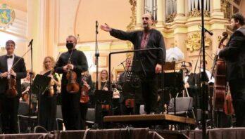 «Мирослав Скорик – національна легенда»: у Львівській філармонії відбувся концерт, присвячений відомому композитору
