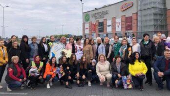 У межах жіночого автопробігу «Галицький пазл – 2021» встановили Рекорд України