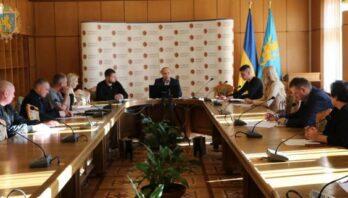 Новостворена Консультативна рада у справах ветеранів при ЛОДА затвердила План роботи
