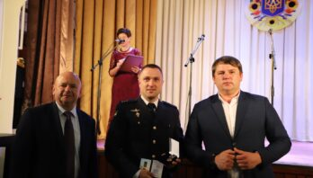 На Яворівщині відбулися урочисті заходи з нагоди Дня рятівника!