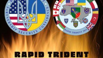 """На Яворівському полігоні стартували українсько-американські навчання """"Репід Трайдент-2021"""""""