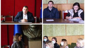 Засідання комісії служби у справах дітей