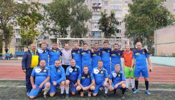 Триває ХХІІ Всеукраїнська спартакіада серед збірних команд державних службовців