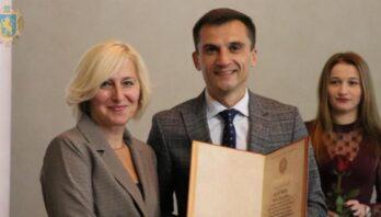 Бібліотекарів Львівщини привітали з Всеукраїнським днем бібліотек