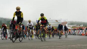 Багатоденні велоперегони «Тур де Онур» зібрали понад 300 учасників