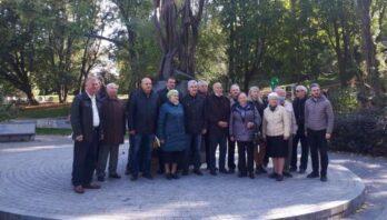 У Львові вшанували пам'ять видатного українського поета Богдана-Ігоря Антонича з нагоди 112-ї річниці з дня народження