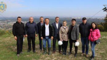 Мандрівки гірськими територіями: у Львівській області реалізують туристичний проєкт «ВелоБескиди»