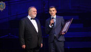 У Львівській опері відбувся творчий вечір художнього керівника капели «Трембіта» Миколи Кулика